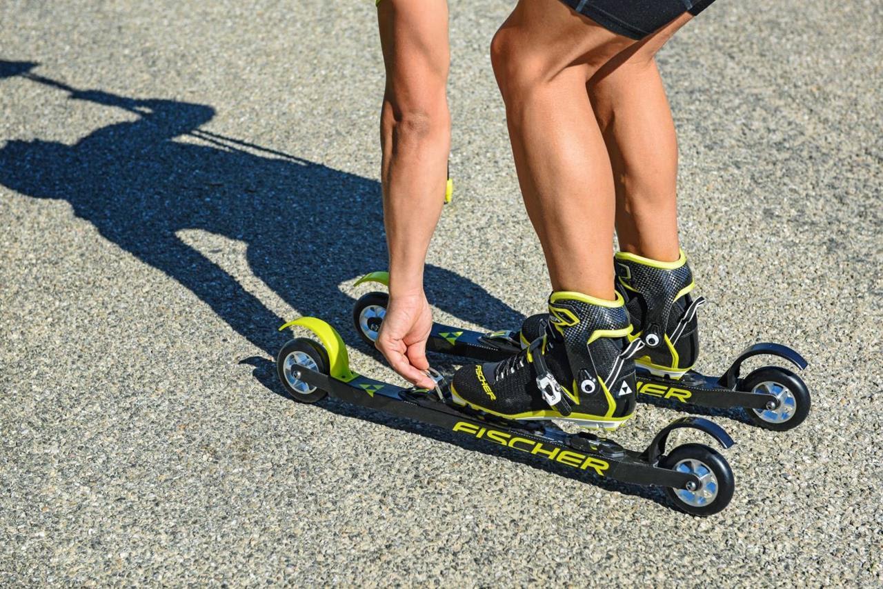 Fischer-rollerski-skate